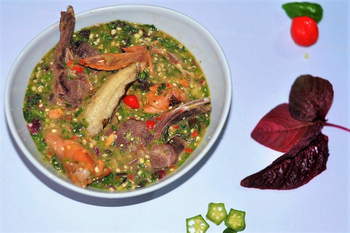 Okro Soup 2.0 – Give Okro Another Chance!