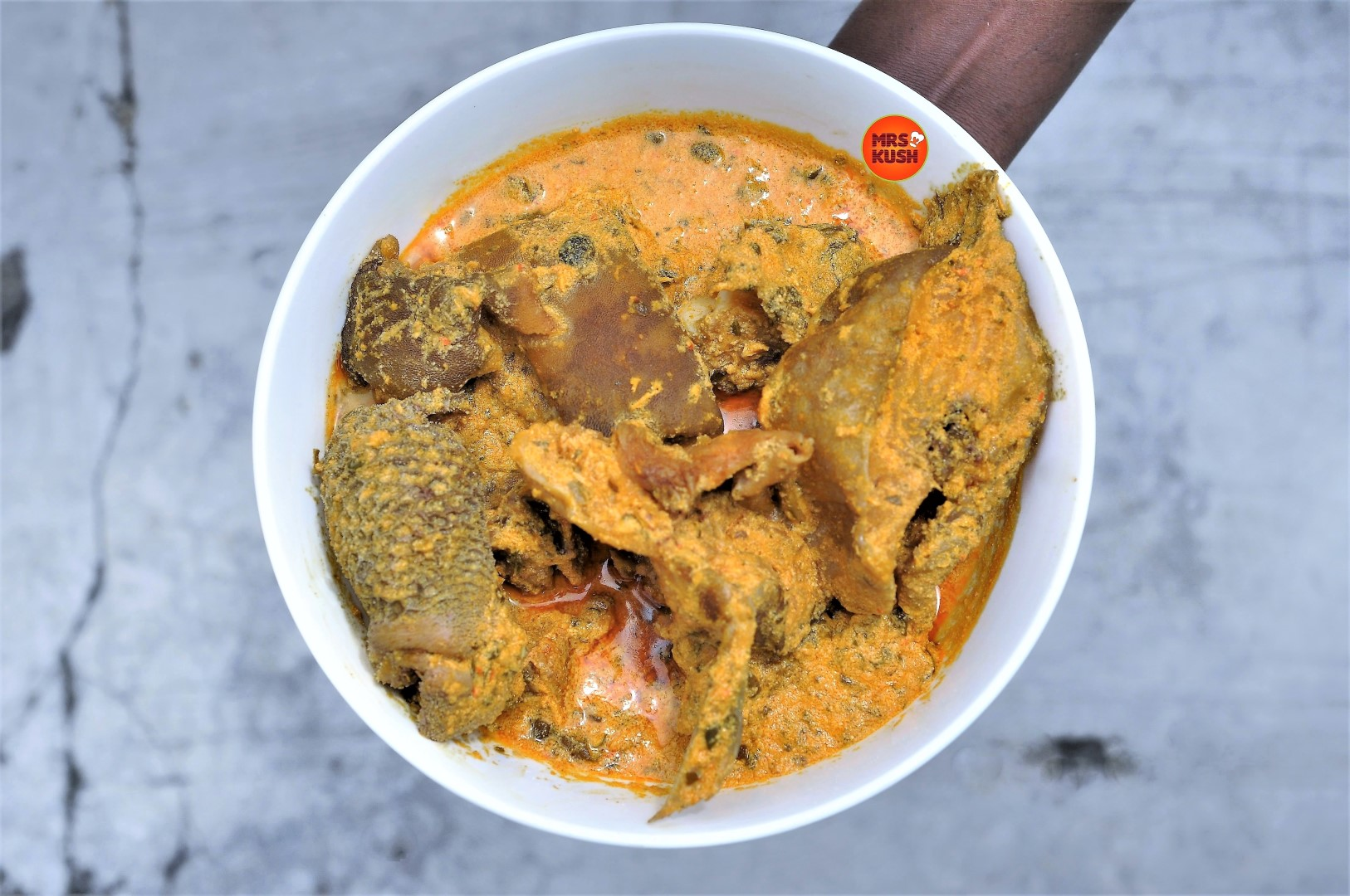 Egusi Ijebu: Not Just Your Regular Egusi Soup